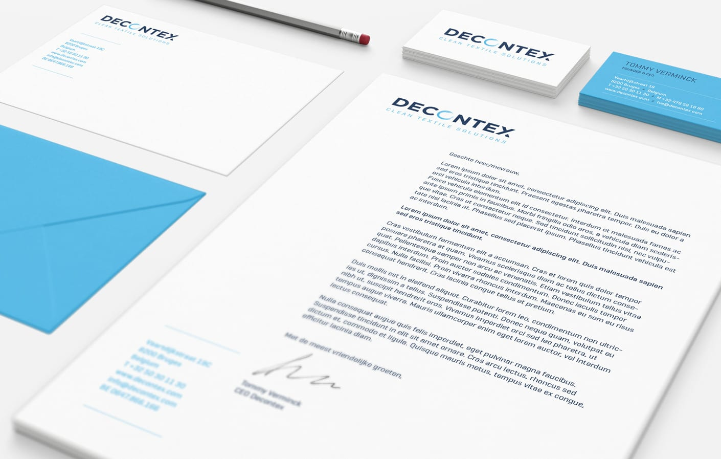 Corporate Identity Decontex